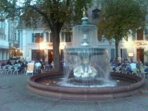 Kaiserslautern Fountain