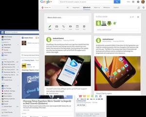 Google/Facebook